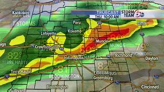 T'Storms to return. - Video