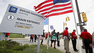 GM And Striking Union Workers Fail To Reach Agreement
