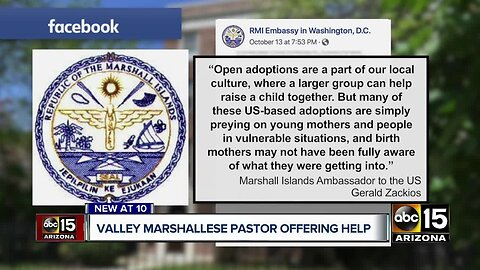 Valley pastors offering help to Marshallese women