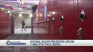 Case Western Reserve University survey shows growing local middle school student depression