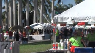 Thousands expected at Fourth on Flagler - Video