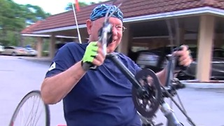 Man proves you're never 'too old' - Video
