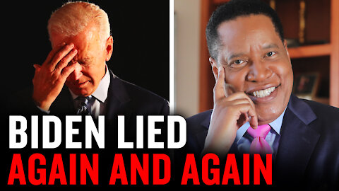 Joe Biden Lies About the Vaccine Distribution Program | Larry Elder