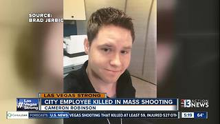 City employee killed in mass shooting - Video