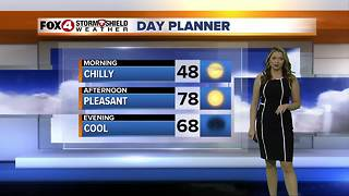 Warmer Weather This Weekend - Video