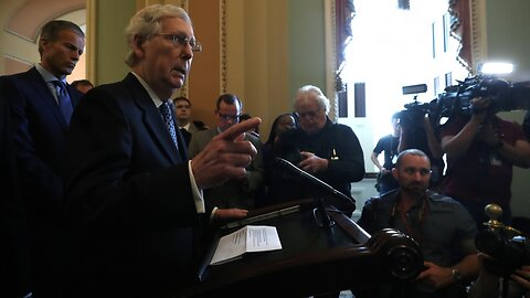 McConnell Promises To Push Forward On 9/11 Fund Vote