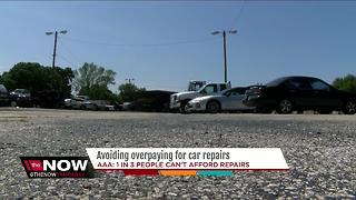 Avoiding overpaying for car repairs - Video