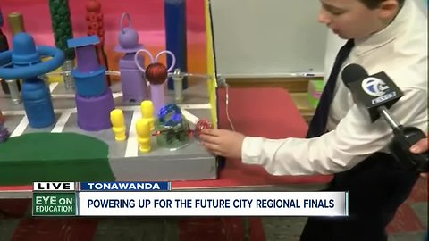St. Christopher's students finding ways to power cities after natural disasters