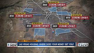 Las Vegas residents dealing with rising rent