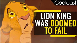 What You Never Knew About the Lion King
