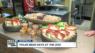 Thuy Lan Nguyen takes a look at some of the treats offered at the Buffalo Zoo