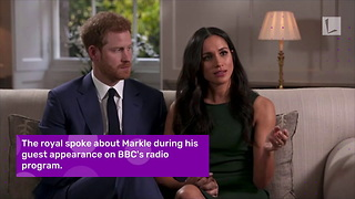 Prince Harry Talks 'Fantastic' Christmas With Meghan Markle - Video