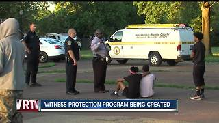 Indianapolis to get witness protection program after City-County Council passes proposal - Video
