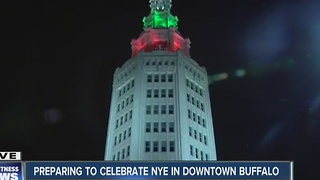 NYSP tips for NYE crowds - Video