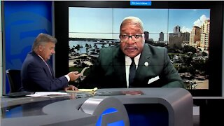 To The Point - West Palm Beach Mayor Keith James discusses the U.S. Census