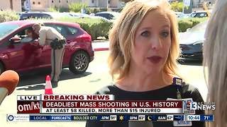 UMC Trauma press briefing after Las Vegas mass shooting
