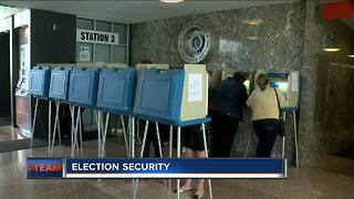 Wisconsin elections officials work to secure the 2018 vote - Video