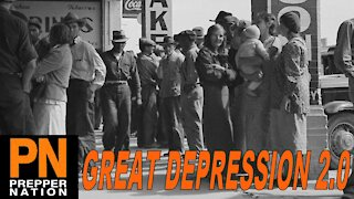 11/18/20 Second Great Depression Incoming - 2021!