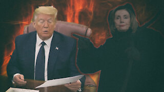 Trump Forced To Sign Deal With The Devil!