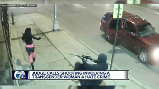 2 Detroit men charged in armed robbery of transgender woman