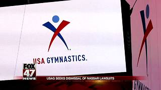 USAG files motion to dismiss lawsuits surrounding Nassar