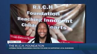 Good Morning Maryland from the R.I.C.H. Foundation