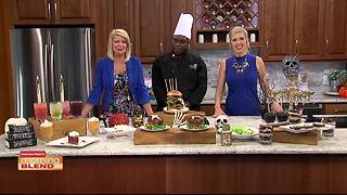 The Lowry Park Zoo stop by and cooks some halloween themed dishes in the Morning Blend kitchen - Video