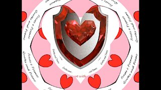 Defende yourself! I will attack your heart! [Quotes and Poems]