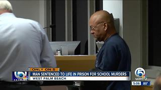 Man pleads guilty to two murders - Video