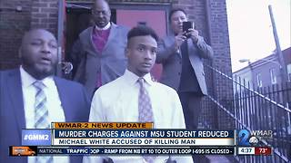Murder charges against Morgan State student reduced - Video