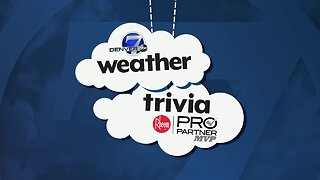 Weather trivia: Colorado tornadoes