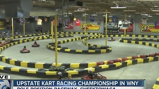 Hamburg go-kart racer to compete in Upstate championship - Video