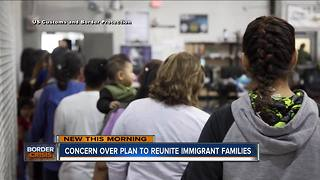 How separated immigrant families will be reunited - Video