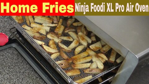 Home Fries, Air Fryer Oven Recipe