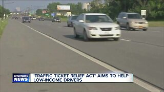 Proposed legislation would give you a break on traffic ticket payments