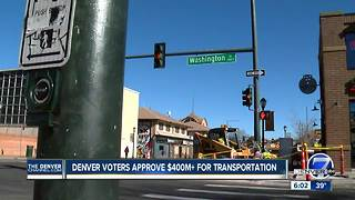 Denver passed millions for transportation. Now what? - Video
