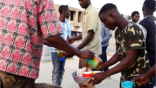 Café touba is a popular traditional drink of Senegal and Guinea-Bissau.