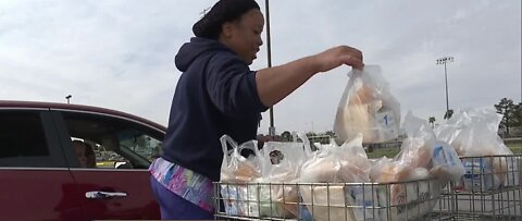 CCSD food distribution changes