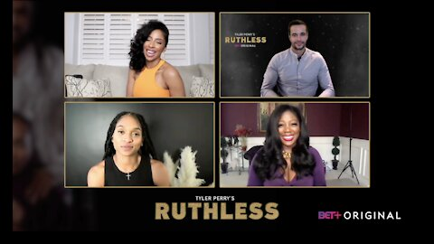 Melissa L. Williams, Matt Cedeño & Yvonne Senat-Jones says Season 2 of RUTHLESS is getting dangerous