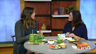 Blend Extra: Six Superfoods for a Healthy Pregnancy - Video