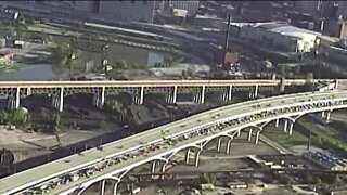 Cleveland Traffic Confusion