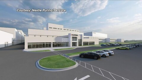 Purina announces new factory, jobs coming to Clermont County