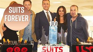 Meghan Markle's Suits co-stars send sweetest congrats