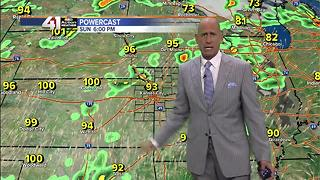 Gary Lezak's Friday Night Forecast, 07-07 - Video