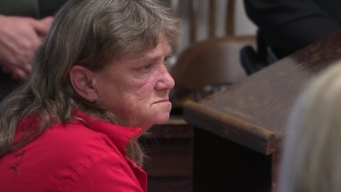 Arraignment hearing for Fredericka Wagner and Rita Newcomb