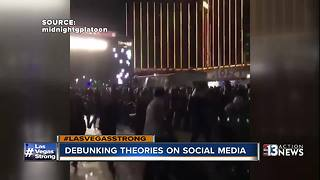 Authorities shut down social media rumors of more than one shooter - Video