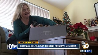 Free kits helping San Diegans in wildfire-prone areas digitize memories