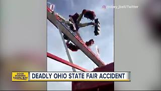 State fair to open without rides after deadly malfunction - Video