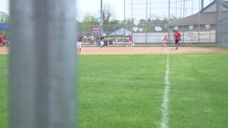 Youth Baseball teams hold first competitive tournament since COVID-19