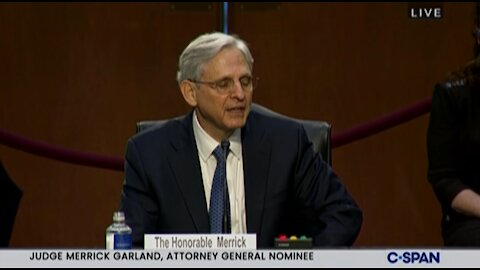 Garland Refuses to Give Clear Answer About Men Playing in Women's Sports